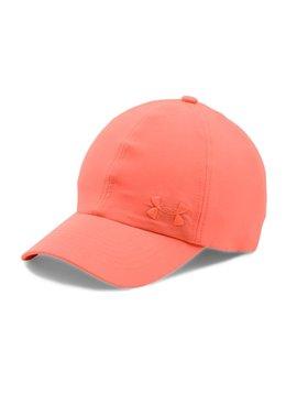 Under Armour Dames Solid Golf Cap - Oranje