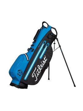 Titleist 4 UP StaDry Standbag - Blauw/Zwart