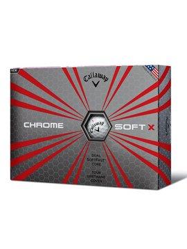 Callaway Chrome Soft X- Wit