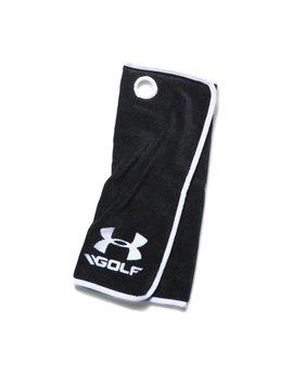 Under Armour Golf Towel - Zwart