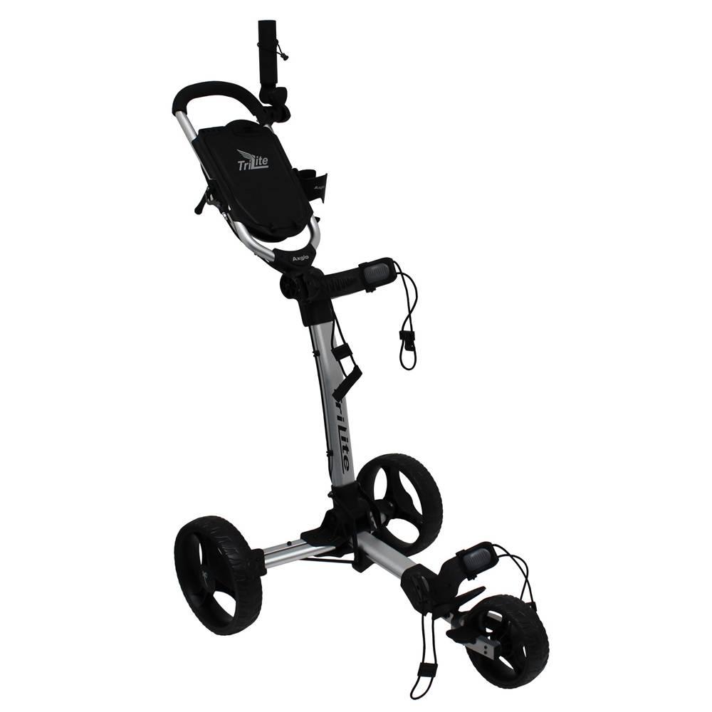 Axglo TriLite Trolley - Zilver/Zwart