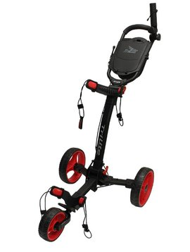 Axglo TriLite Trolley - Zwart/Rood