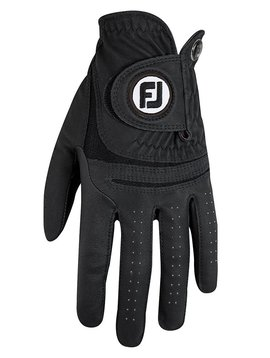 FootJoy WeatherSof Heren - Zwart