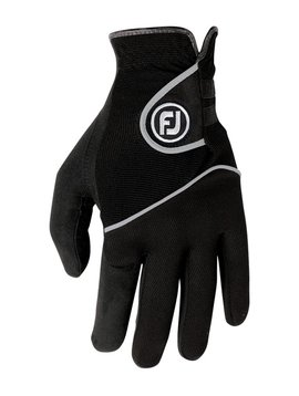 FootJoy Rain Grip heren - Zwart