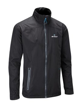 Stuburt Vapour Full Zip Regen Jas - Zwart