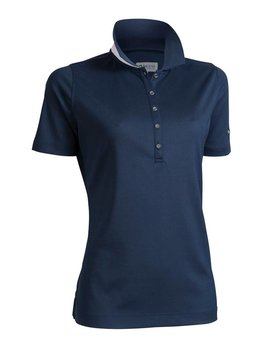 BackTee Quick Dry Performance Polo - Navy