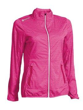 BackTee Zero Weight Performance Jacket - Roze