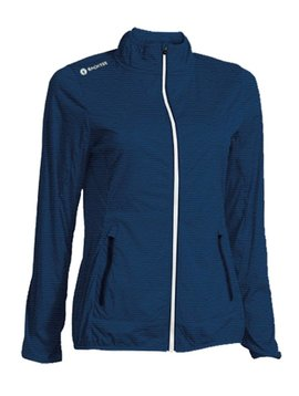 BackTee Zero Weight Performance Jacket - Navy