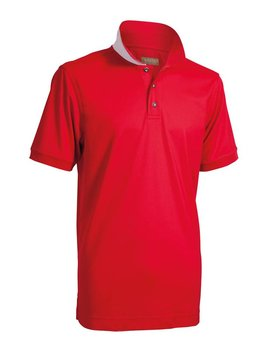 BackTee Quick Dry Performance Polo - Rood