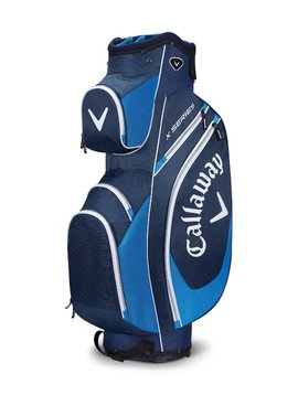 Callaway X Series Trolley tas - Navy/Blauw/Wit