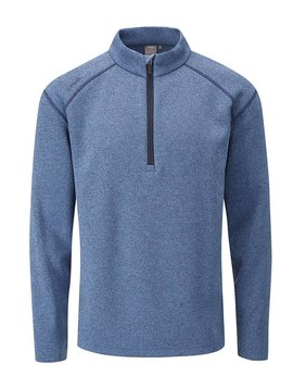 Ping Collection Kelvin Mid Layer Sweater - Blauw