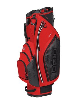 Ogio Cirrus Cart Bag - Rood