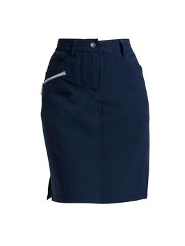 BackTee Performance Skort - Navy