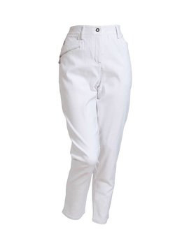 BackTee Super Stretch 7/8 trouser - Wit