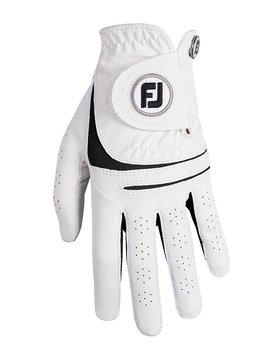 FootJoy WeatherSof Heren - Wit