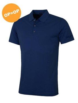 Bobby Jones Bobby Jones Supreme Pima Cotton Shirt Donker Blauw S