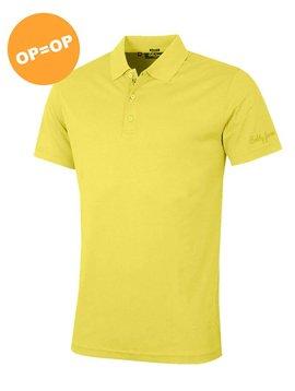 Bobby Jones Supreme Pima Cotton Shirt - Geel