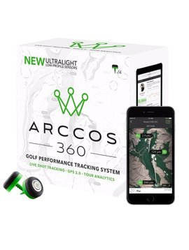 Arccos 360 Golf Performance Systeem 2.0