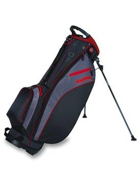 BagBoy Carry-Lite Pro Standbag- Zwart/Grijs/Rood