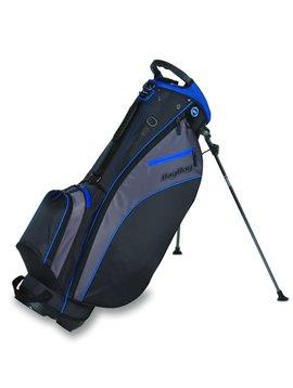 BagBoy Carry-Lite Pro Standbag- Zwart/Grijs/Blauw