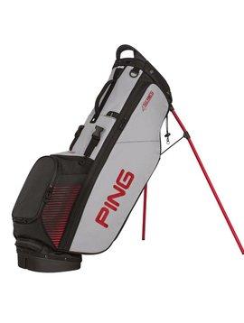 Ping Golf 4 Series Draagtas - Grijs/Rood