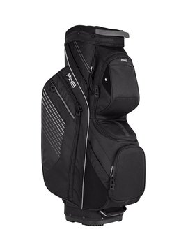 Ping Golf Traverse trolley tas - Zwart