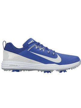Nike Heren Lunar Command 2 - Blauw/Wit
