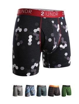 2UNDR Swing Shift Boxer Print