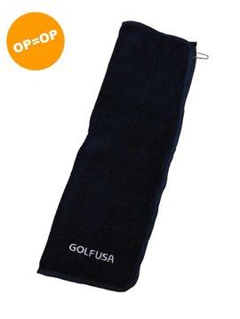 TourEagle Handdoek GolfUSA - Blauw