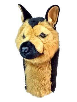 Daphne's Headcovers Animal Driver Headcover - Duitse Herder
