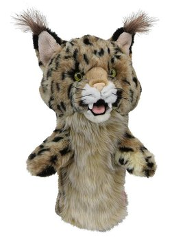 Daphne's Headcovers Animal Driver Headcover - Bobcat