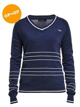 Rohnisch Kimbra Pullover - blauw