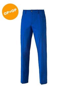 Puma 6 pocket broek- True Blue