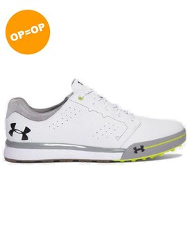 Under Armour Tempo Hybrid - Wit/Lime