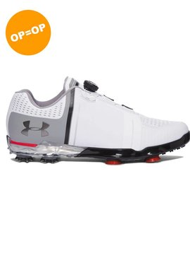 Under Armour Spieth One BoA - Wit/Zwart