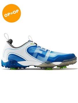 FootJoy Heren Freestyle - Wit/Blauw