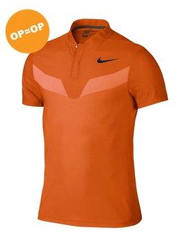 Nike Modern Fit Dry Fade Polo - Oranje