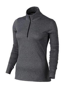 Nike Dry Top Half Zip - Zwart