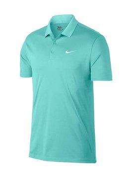 Nike Heren Dry Victory Polo- Aqua