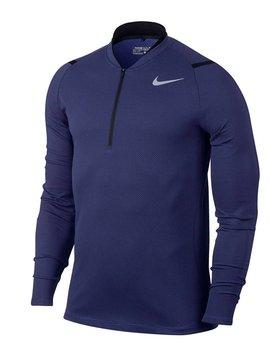 Nike Aeroreact 1/2-zip Sweater - Blauw