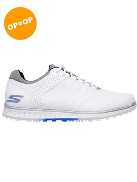 Skechers Go Golf Elite 2 - Wit/Blauw