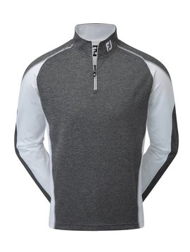 FootJoy Chill Out Sweater - Grijs/Wit