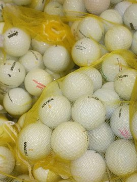 Lakeballs Mix - 25 golfballen