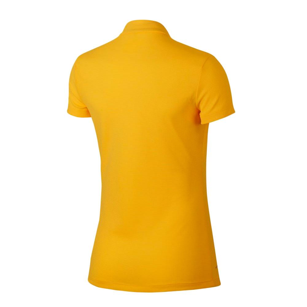 Nike Aeroreact polo - Oranje