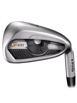 Ping G400 ijzers set 5-SW - Staal