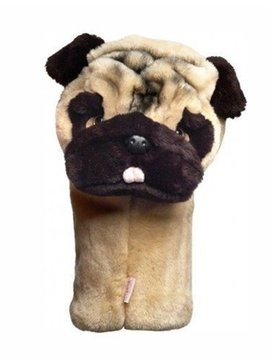 Daphne's Headcovers Animal Driver Headcover - Mops Hond