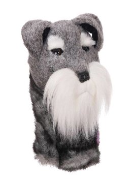 Daphne's Headcovers Animal Driver Headcover - Schnauzer
