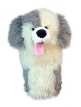Daphne's Headcovers Animal Driver Headcover - Rescue Dog