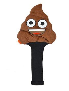 Emoji Headcover - Poop