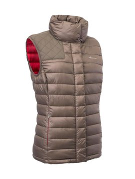 Abacus Dames Cornwall Vest - Lava